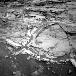 Nasa's Mars rover Curiosity acquired this image using its Right Navigation Camera on Sol 1094, at drive 2140, site number 49