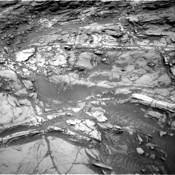 Nasa's Mars rover Curiosity acquired this image using its Right Navigation Camera on Sol 1094, at drive 2152, site number 49