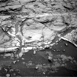 Nasa's Mars rover Curiosity acquired this image using its Right Navigation Camera on Sol 1094, at drive 2176, site number 49