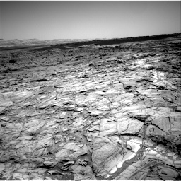 Nasa's Mars rover Curiosity acquired this image using its Right Navigation Camera on Sol 1094, at drive 2224, site number 49