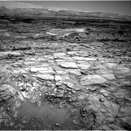 Nasa's Mars rover Curiosity acquired this image using its Right Navigation Camera on Sol 1094, at drive 2230, site number 49