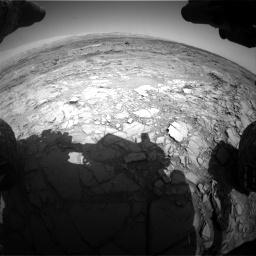 Nasa's Mars rover Curiosity acquired this image using its Front Hazard Avoidance Camera (Front Hazcam) on Sol 1098, at drive 2368, site number 49