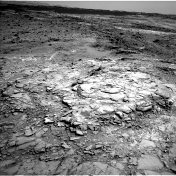 Nasa's Mars rover Curiosity acquired this image using its Left Navigation Camera on Sol 1098, at drive 2314, site number 49