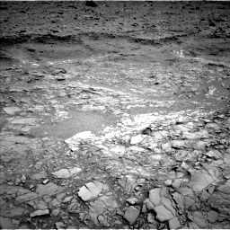 Nasa's Mars rover Curiosity acquired this image using its Left Navigation Camera on Sol 1098, at drive 2344, site number 49