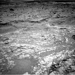 Nasa's Mars rover Curiosity acquired this image using its Left Navigation Camera on Sol 1098, at drive 2362, site number 49