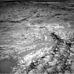 Nasa's Mars rover Curiosity acquired this image using its Left Navigation Camera on Sol 1098, at drive 2368, site number 49