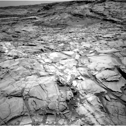 Nasa's Mars rover Curiosity acquired this image using its Right Navigation Camera on Sol 1098, at drive 2254, site number 49