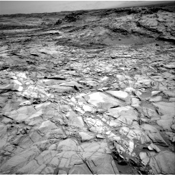 Nasa's Mars rover Curiosity acquired this image using its Right Navigation Camera on Sol 1098, at drive 2260, site number 49