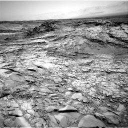 Nasa's Mars rover Curiosity acquired this image using its Right Navigation Camera on Sol 1098, at drive 2278, site number 49