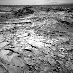 Nasa's Mars rover Curiosity acquired this image using its Right Navigation Camera on Sol 1098, at drive 2290, site number 49