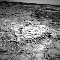 Nasa's Mars rover Curiosity acquired this image using its Right Navigation Camera on Sol 1098, at drive 2314, site number 49