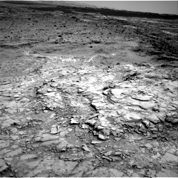 Nasa's Mars rover Curiosity acquired this image using its Right Navigation Camera on Sol 1098, at drive 2320, site number 49