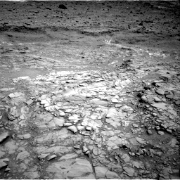 Nasa's Mars rover Curiosity acquired this image using its Right Navigation Camera on Sol 1098, at drive 2332, site number 49