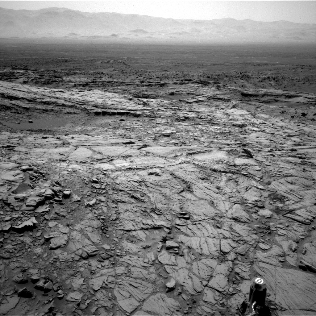 Nasa's Mars rover Curiosity acquired this image using its Right Navigation Camera on Sol 1098, at drive 2374, site number 49