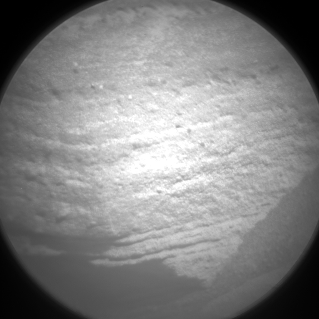 Nasa's Mars rover Curiosity acquired this image using its Chemistry & Camera (ChemCam) on Sol 1099, at drive 2374, site number 49