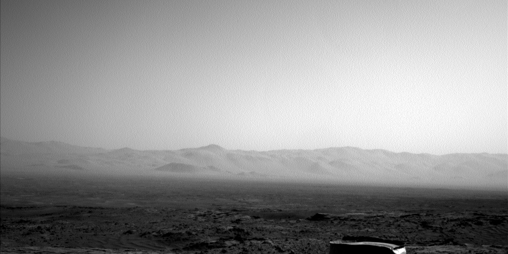 Nasa's Mars rover Curiosity acquired this image using its Left Navigation Camera on Sol 1099, at drive 2374, site number 49