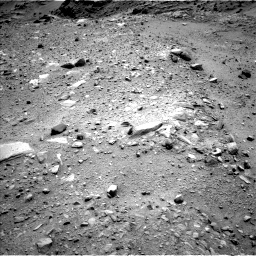 Nasa's Mars rover Curiosity acquired this image using its Left Navigation Camera on Sol 1099, at drive 2458, site number 49