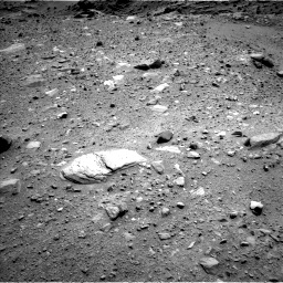 Nasa's Mars rover Curiosity acquired this image using its Left Navigation Camera on Sol 1099, at drive 2470, site number 49