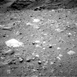 Nasa's Mars rover Curiosity acquired this image using its Left Navigation Camera on Sol 1099, at drive 2500, site number 49