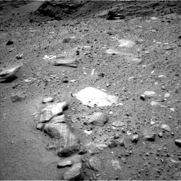 Nasa's Mars rover Curiosity acquired this image using its Left Navigation Camera on Sol 1099, at drive 2506, site number 49