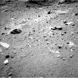 Nasa's Mars rover Curiosity acquired this image using its Left Navigation Camera on Sol 1099, at drive 2542, site number 49