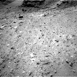 Nasa's Mars rover Curiosity acquired this image using its Left Navigation Camera on Sol 1099, at drive 2584, site number 49