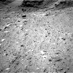 Nasa's Mars rover Curiosity acquired this image using its Left Navigation Camera on Sol 1099, at drive 2590, site number 49
