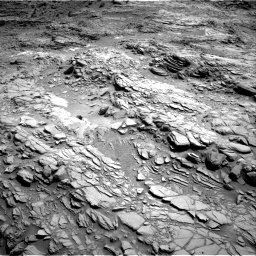 Nasa's Mars rover Curiosity acquired this image using its Right Navigation Camera on Sol 1099, at drive 2392, site number 49
