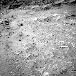 Nasa's Mars rover Curiosity acquired this image using its Right Navigation Camera on Sol 1099, at drive 2440, site number 49