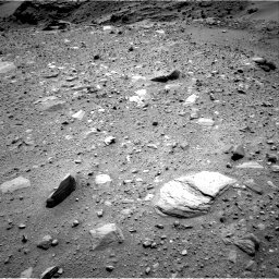 Nasa's Mars rover Curiosity acquired this image using its Right Navigation Camera on Sol 1099, at drive 2488, site number 49