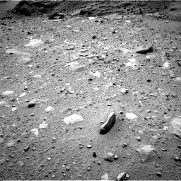 Nasa's Mars rover Curiosity acquired this image using its Right Navigation Camera on Sol 1099, at drive 2494, site number 49