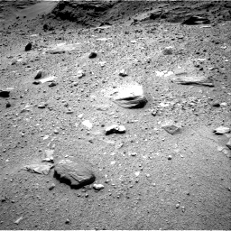 Nasa's Mars rover Curiosity acquired this image using its Right Navigation Camera on Sol 1099, at drive 2524, site number 49