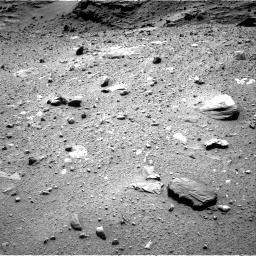 Nasa's Mars rover Curiosity acquired this image using its Right Navigation Camera on Sol 1099, at drive 2530, site number 49