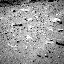 Nasa's Mars rover Curiosity acquired this image using its Right Navigation Camera on Sol 1099, at drive 2548, site number 49