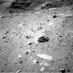 Nasa's Mars rover Curiosity acquired this image using its Right Navigation Camera on Sol 1099, at drive 2566, site number 49