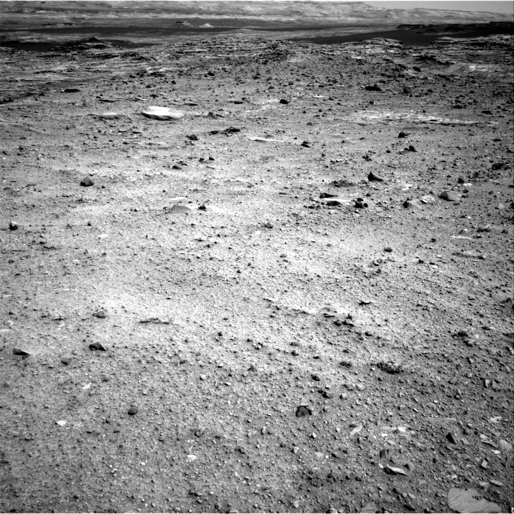 Nasa's Mars rover Curiosity acquired this image using its Right Navigation Camera on Sol 1099, at drive 2626, site number 49