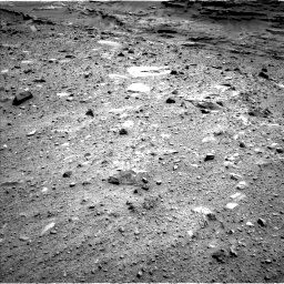 Nasa's Mars rover Curiosity acquired this image using its Left Navigation Camera on Sol 1100, at drive 2662, site number 49