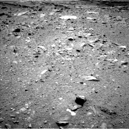 Nasa's Mars rover Curiosity acquired this image using its Left Navigation Camera on Sol 1100, at drive 2740, site number 49