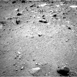 Nasa's Mars rover Curiosity acquired this image using its Left Navigation Camera on Sol 1100, at drive 2758, site number 49