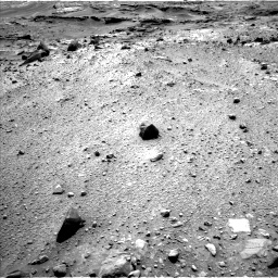 Nasa's Mars rover Curiosity acquired this image using its Left Navigation Camera on Sol 1100, at drive 2842, site number 49