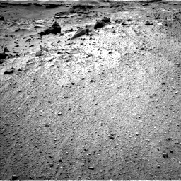 Nasa's Mars rover Curiosity acquired this image using its Left Navigation Camera on Sol 1100, at drive 2878, site number 49