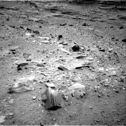 Nasa's Mars rover Curiosity acquired this image using its Right Navigation Camera on Sol 1100, at drive 2638, site number 49