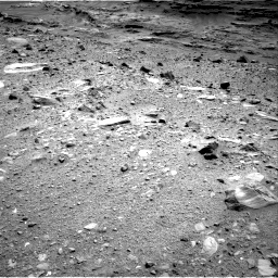 Nasa's Mars rover Curiosity acquired this image using its Right Navigation Camera on Sol 1100, at drive 2650, site number 49