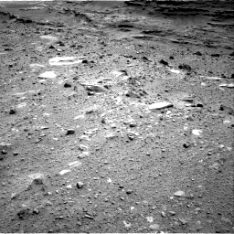 Nasa's Mars rover Curiosity acquired this image using its Right Navigation Camera on Sol 1100, at drive 2656, site number 49