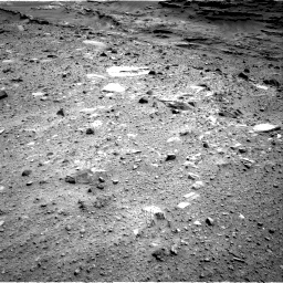 Nasa's Mars rover Curiosity acquired this image using its Right Navigation Camera on Sol 1100, at drive 2662, site number 49