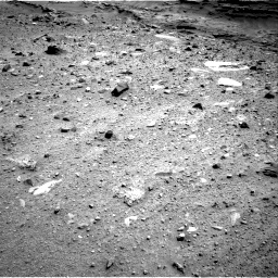 Nasa's Mars rover Curiosity acquired this image using its Right Navigation Camera on Sol 1100, at drive 2674, site number 49