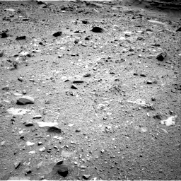 Nasa's Mars rover Curiosity acquired this image using its Right Navigation Camera on Sol 1100, at drive 2686, site number 49