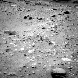 Nasa's Mars rover Curiosity acquired this image using its Right Navigation Camera on Sol 1100, at drive 2716, site number 49