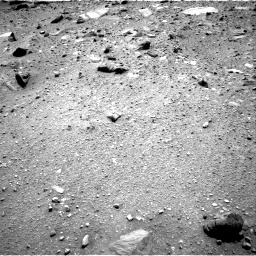 Nasa's Mars rover Curiosity acquired this image using its Right Navigation Camera on Sol 1100, at drive 2776, site number 49