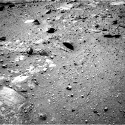 Nasa's Mars rover Curiosity acquired this image using its Right Navigation Camera on Sol 1100, at drive 2800, site number 49